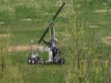 Police Detain Pilot Who Landed Gyrocopter On US Capitol Lawn