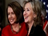 Pelosi Suggests A Vote For Hillary Clinton Will Help Women