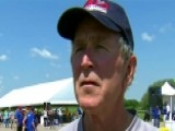 President Bush Reflects On 'W100K' Ride