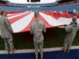 Paying The NFL To Salute Our Troops?