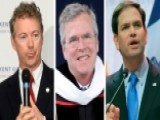 Political Insiders Part 3: Election 2016: The GOP Field