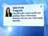 Professor's Racial Tweets Spark Controversy