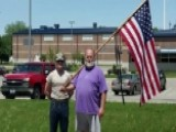 Proud American: Students, Community Show Support For Flag