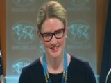 Promoted State Department Spokesperson Has History Of Flubs