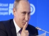 Putin Thinks US Is Trying To Take World Cup From Russia