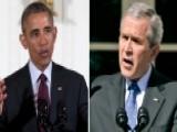 Poll: George W. Bush More Popular Than President Obama