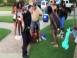 Pool Party Cop Frenzy