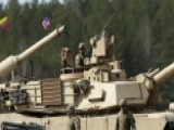 Pentagon Considering Placing Heavy Weapons In Eastern Europe