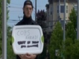 Police Ticket Man For Warning Drivers About Speed Trap