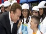 Part 2 Of Kilmeade's Interview With Arnold Schwarzenegger