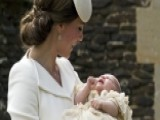 Princess Charlotte Christened On Royal Estate In England