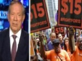 Pataki Blasts NY Minimum Wage Hike For Fast Food Workers