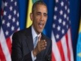 President Obama Criticizes Republicans During Africa Trip
