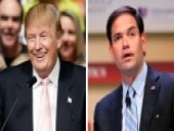 Polls Show Trump In Front Of GOP Field As Rubio Sinks