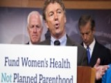 Political Standoff Over Graphic Planned Parenthood Videos