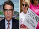 Perry Wants To Strip Planned Parenthood's Non-profit Status