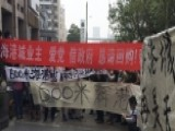 Protests In Chinese Port City After Deadly Explosion
