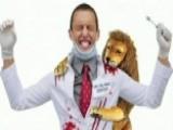 PETA Creates 'Cecil's Revenge' Halloween Costume