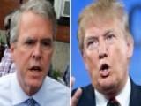 POWER PLAY: The Bush-Trump Feud