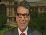 Perry: Media Need To Hold Trump Accountable For His Rhetoric
