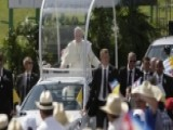 Pope Francis Tours Eastern Cuba Ahead Of US Visit
