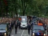 Pope Greets Adoring Crowds In New York City's Central Park