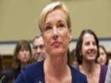 Planned Parenthood CEO Cecile Richards Addresses Congress