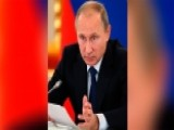 Putin Targets Syrian Rebels With No Concern About US Fallout