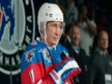 Putin Celebrates Birthday With Hockey Accolades