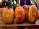 Professional Pumpkin Carvers Share Tricks Of The Trade