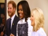 Prince Harry Visits The White House During US Trip