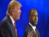 Poll: Trump Leads Nationally, Carson Close Behind