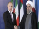 Putin Meets With Iranian Leaders To Talk Syria