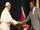 Pope Francis Begins Visit To Africa