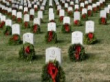 Projected 30,000 Wreath Shortfall For Arlington Cemetery