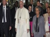 Pope Francis Holds His First Mass In Africa