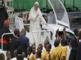 Pope Frances Makes Second Stop In Africa