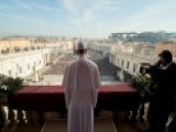 Pope Francis Urges Mercy From Catholics This Christmas