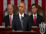 President Obama's Final State Of The Union Address, Part 1