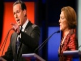Part 2 Of The 7 P.m. Fox News-Google GOP Presidential Debate
