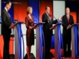 Part 4 Of The 7 P.m. Fox News-Google GOP Presidential Debate