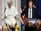 Pope Francis Suggests Do 0000061D Nald Trump Is Not A Christian
