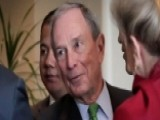 Poll: Voters Have Little Interest In Bloomberg For President