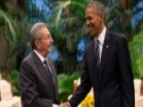 Presidents Obama, Castro Hold Historic News Conference