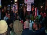 Protesters Clash Outside Trump Rally In Pittsburgh