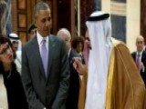 President Obama Meets One-on-one With Saudi King