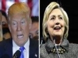 Presidential Frontrunners Fight Over The 'woman Card'