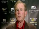 President Bush Speaks Out About Invisible Wounds Of Warfare
