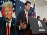 Paul Ryan: GOP Must Unify Around 'common Principles'