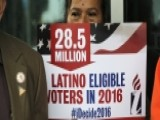 Poll: 4 In 10 Latino Voters Have Unfavorable View Of Clinton